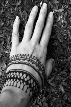 Polynesian tattoo #polynesian #tattoo