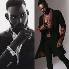 Kofi Siriboe - Actor on OWN's Queen Sugar and his two brothers are the grandsons of a well-respected West African king. Fine Black Men, Handsome Black Men, Black Boys, Fine Men, Black Man, My Black Is Beautiful, Gorgeous Men, Kofi Siriboe, Chocolate Men