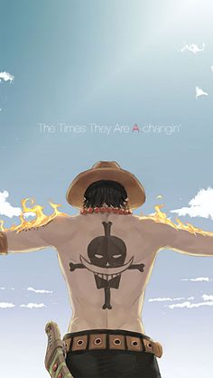 I cried so bad when Ace was killed One Piece Anime, Zoro One Piece, Walpaper One Piece, Manga Anime, One Piece Wallpaper Iphone, Cartoon Wallpaper, One Piece Tattoos, Naruto And Sasuke Wallpaper, Ace And Luffy