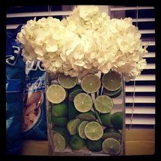 Mexican fiesta flower arrangement!