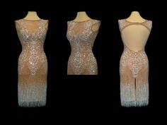 dore ballroom costumes | Dore | 5295 | Dancesport style | Pinterest