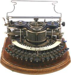 #typewriter #vintage