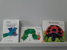 mamoza: Książki Erica Carle'a