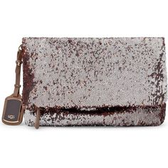 Maison Margiela Black Leather Oversized Clutch 656 Cad Liked On Polyvore Featuring Bags Handbags Clutches Zip Purse Genuine