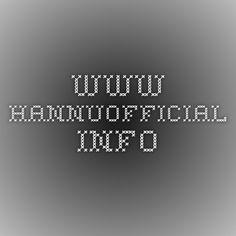 www.hannuofficial.info