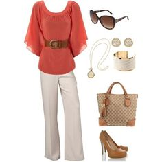 Take a look at the best casual business dresses in the photos below and get ideas for your work outfits! casual business outfit for a light day in the office….Because we all give that sexy stare at the office…. Casual Work Outfits, Mode Outfits, Work Attire, Work Casual, New Outfits, Fashion Outfits, Dress Casual, Casual Wear, Office Attire