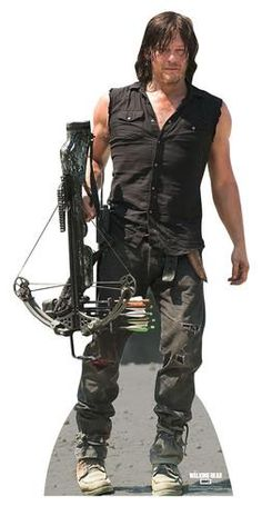 Dead AMC Daryl Dixon Crossbow Life Size Standup Cardboard Cutout 2235 Walking Dead AMC Daryl Dixon Crossbow Life Size Standup Cardboard Cutout (disambiguation) Dead refers to that which has experienced death. Dead may also refer to: Daryl Dixon Walking Dead, Walking Dead Funny, Walking Dead Zombies, Daryl Dixon Crossbow, The Walking Dead Instagram, The Walking Dead Poster, Zombie Apocalypse Outfit, Walking Dead Wallpaper, Life Size Cardboard Cutouts