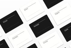 BRANDING CARDS --- Simple, easy and extremely useful: This little exercise will identify your brand's characteristics.  ---  By: Brand Deck. To order: branding.cards