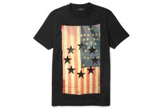 Givenchy Flag-Print T-Shirt