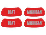 Buy 2 Pair Eyeblack Sticker Gameday & Tailgate Novelties and other Ohio State Buckeyes products at OhioStateBuckeyes.com