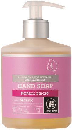 Antibakterijsko milo za roke z nordijsko brezo € 6,59