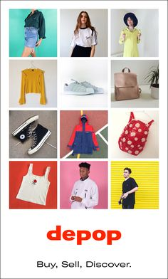 c11b7e9eedb Depop (depop) on Pinterest