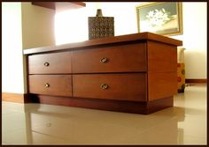 Acabados & Formas Dresser As Nightstand, Table, Furniture, Home Decor, Libraries, Shapes, Wood, Home, Decoration Home