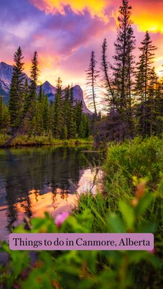 Things to do in Canmore, Alberta