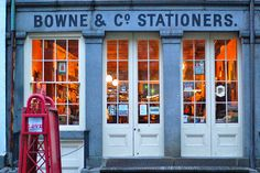 Bowne & Co. Stationers