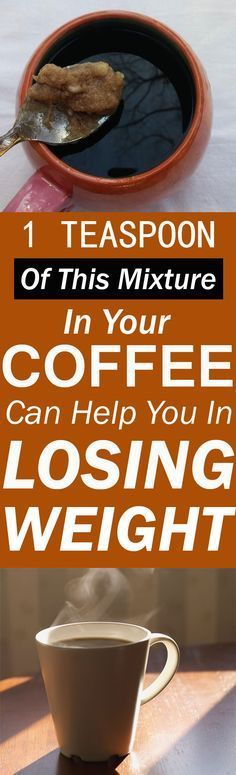If you're already on a mission of losing weight with proper diet and exercise, consider adding this mixture to your coffee every day and lose weight quickly!