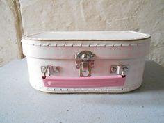 French small doll's case haberdashery box tiny by Birdycoconut