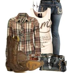 Cute and country