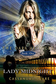 Fan made cover for the first book of a new Shadowhunter series The Dark Artifices that will be released in 2015