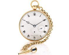 Breguet Pocket Watches Classic Design