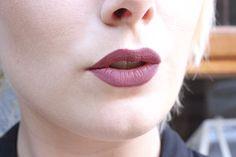 White on Blonde: STILA LIQUID LIPSTICK | PATINA