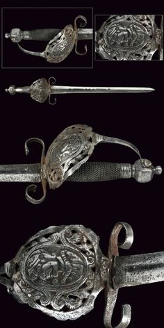 A left hand dagger,    , Italy ,  late 16th Century.