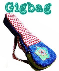 """bienvenido colorido: """"Gigbag"""" - eBook ab dem 19.09 bei Farbenmix"""
