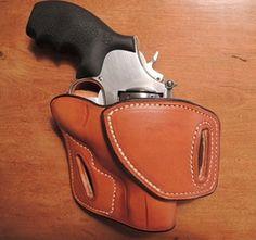 Shop wide range of concealment or concealed carry holster, custom leather…