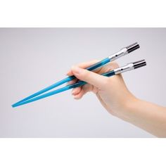 Laser Saber Chopstick - i actually have this . blue green and red