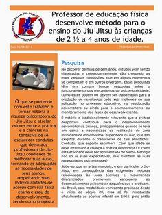 OEB.Lider: Jiu -Jitsu para Crianças