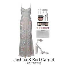 Red Carpet with Mingyu and Joshua Seventeen Ideal Type, Kpop Fashion, Fashion Beauty, Prom Outfits, Modern Disney, Inspired Outfits, Mingyu, Disney Princesses, Dress Party
