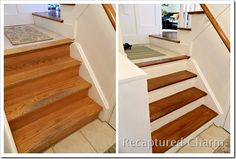 Stairs refinished 008a-tile (HoH158)
