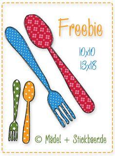 Freebie Besteck