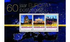 Postzegelset Europa - Postzegelvellen - Postzegelproducten