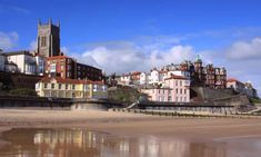 Let's move to Cromer, Norfolk: a very 1902 kind of place Cromer Norfolk, Norfolk England, British Travel, Victorian Terrace, Places Of Interest, Derbyshire, My Happy Place, Fishing Boats, Great Britain