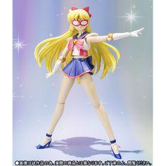 Sailor Moon News: S.H.Figuarts Sailor V from Premium Bandai is here! - A Rinkya Blog