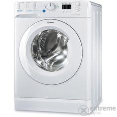 Indesit BWSA 61253W EU elöltöltős mosógép, A+++