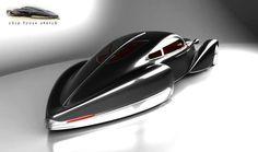 A work of art Cadillac, Rukia Bleach, Art Deco Car, Weird Cars, Futuristic Cars, Unique Cars, Automotive Design, Amazing Cars, Custom Cars