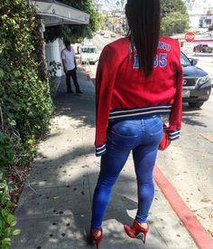 By Christina Milian Christina Milian, Lil Wayne, Celebs, Celebrities, Marie, Dj, Calvin Klein, Skinny Jeans, Style Inspiration