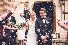 Charlotte and Michael's Elegant Destination Wedding at Chateau de Varennes, Burgundy, bride wore Anny Lin gown and images captured by Amy Faith Photography