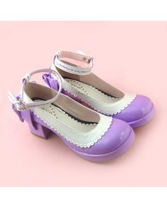 51ccb8f4813f Two Colors Lolita Shoes  42.99-Lolita Shoes - My Lolita Dress Lolita Shoes