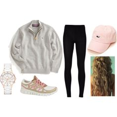 """Marc Jacobs, Nike and VV"" by small-town-country-gurl on Polyvore"