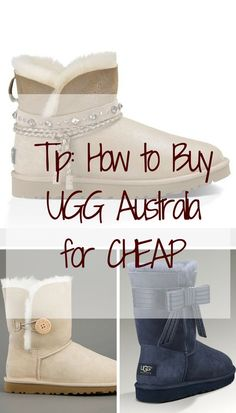 Get Uggs at up to 70% off! Shop top designer boots and brands without breaking the bank. Click the image to get the free app now.