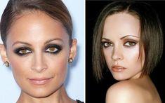protruding eyes makeup