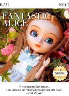 Pullip Fantastic Alice (F-521) - Do you have her?
