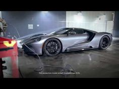 The Ford GT's rear wing is awesome | Top Gear