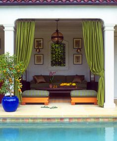 INSPIRE: Pool Cabana Ideas | Dwell with Dignity