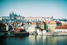 Prague, Czech Republic. The one place I want to visit most. My heritage.