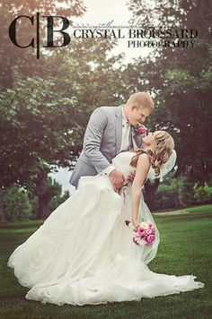 Bride Meets Wedding - Featured Wedding | Tonii + Chris | Crystal Broussard Photography | Champagne Pink and Ivory Wedding Ideas | Iowa Wedding