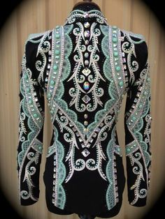 Equestrian Outfits, Western Outfits, Western Wear, Western Show Shirts, Western Show Clothes, Horse Riding Clothes, Horse Show Clothes, Showmanship Jacket, Show Jackets